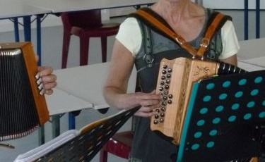 ACCORDEON DIATONIQUE 6