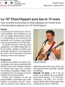 article of chantappart 2015
