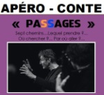 Le 30 NOVEMBRE, APERO – CONTE MUSICAL « PASSAGES »
